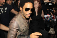 Lenny Kravitz - 17-04-2012 - Lenny Kravitz nei panni di Marvin Gaye in Midnight love