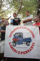 Taranto - Taranto - 16-08-2012 - Ilva di Taranto, occupati gli uffici della direzione