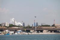 Porto Taranto - Taranto - 11-08-2012 - Ilva di Taranto, occupati gli uffici della direzione