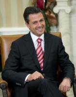 Enrique Pena Nieto - Washington - 27-11-2012 - Barack Obama accoglie alla Casa Bianca Enrique Pena Nieto
