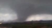 Tromba d'aria, Ilva - Taranto - 28-11-2012 - Fulmine e tromba d'aria: 20 feriti e un disperso all'Ilva