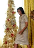 Michelle Obama - Washington - 28-11-2012 - Michelle Obama inaugura il Natale alla Casa Bianca
