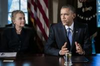 Hillary Clinton, Barack Obama - Washington - 29-11-2012 - Hillary Clinton: