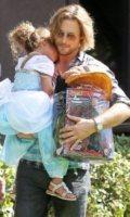 Nahla Ariela Aubry, Gabriel Aubry - Los Angeles - 14-10-2012 - Halle Berry e Gabriel Aubry si accordano sulla custodia di Nahla