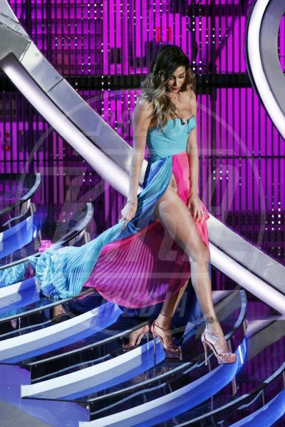 Belen Rodriguez - Sanremo - 14-02-2012 - Belen Rodriguez incinta del secondo figlio?