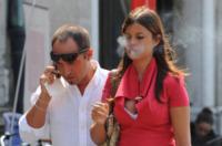 Cristiano De Masi, Sara Tommasi - Venezia - 09-09-2011 - Le star più cliccate dell'anno: Belen prima, Canalis ultima