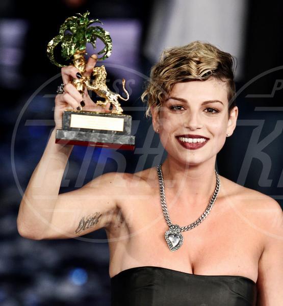 Emma Marrone - Milano - 19-02-2012 - Le star più cliccate dell'anno: Belen prima, Canalis ultima