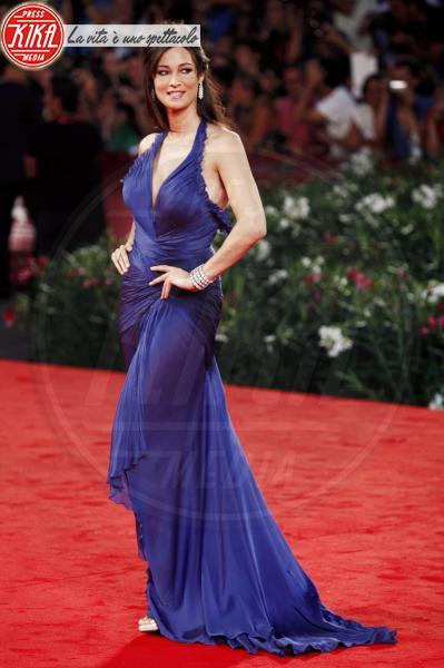 Manuela Arcuri - Venezia - 31-08-2012 - Le star più cliccate dell'anno: Belen prima, Canalis ultima