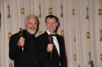 Dave Elsey, Rick Baker - Hollywood - 27-02-2011 - Il mago del make up Rick Baker entra nell a Walk of Fame