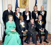 Led Zeppelin, Hillary Clinton, Bill Clinton, Buddy Guy, Dustin Hoffman - Washington - 01-12-2012 - Hillary Clinton: