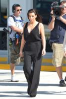 Miami - 26-11-2012 - Kim Kardashian contestata da un gruppo islamico in Bahrain