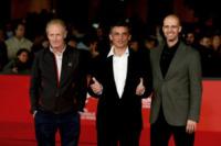 Erri De Luca, Edoardo Ponti, Enrico Lo Verso - Roma - 10-11-2012 - Edoardo Ponti, Erri De Luca ed Enrico Lo Verso verso l'Oscar