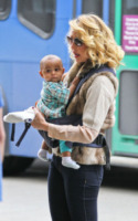 Adelaide Marie Hope Kelley, Katherine Heigl - Los Angeles - 02-12-2012 - Katherine Heigl incinta per la prima volta... dopo due figlie!