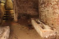 Catacombe Villa Corliano - San Giuliano Terme - 18-12-2012 - Villa Corliano a San Giuliano Terme, la villa dei misteri
