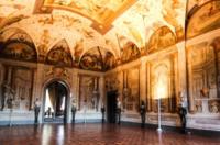 Salone da ballo Villa Corliano - San Giuliano Terme - 18-12-2012 - Villa Corliano a San Giuliano Terme, la villa dei misteri