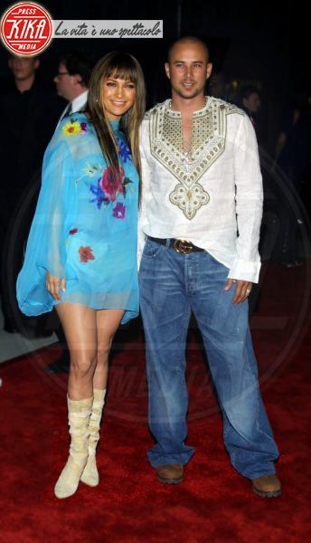 il secondo marito Chris Judd - Beverly Hills - 01-03-2002 - Auguri Jennifer Lopez: amori, successi e miracoli della diva