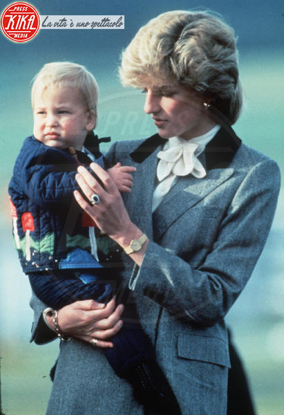 Principe William, Lady Diana - 31-12-1982 - Royal Baby: Lady Diana sarebbe oggi nonna