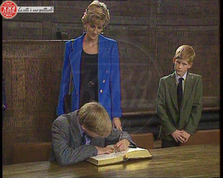 Principe William, Lady Diana, Principe Harry - 06-09-1995 - Royal Baby: Lady Diana sarebbe oggi nonna