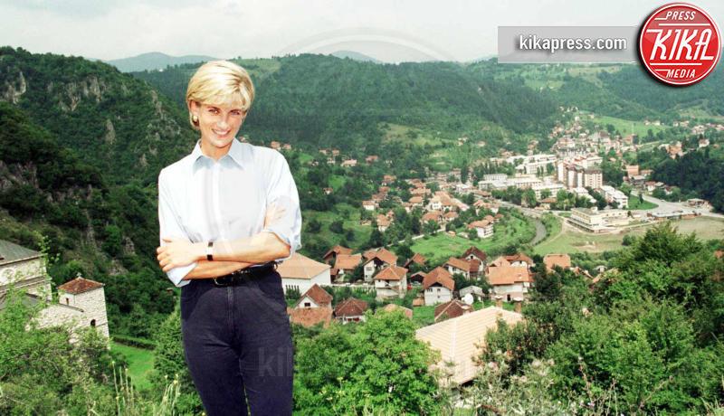 Lady Diana - Olova - 08-08-1997 - Royal Baby: Lady Diana sarebbe oggi nonna