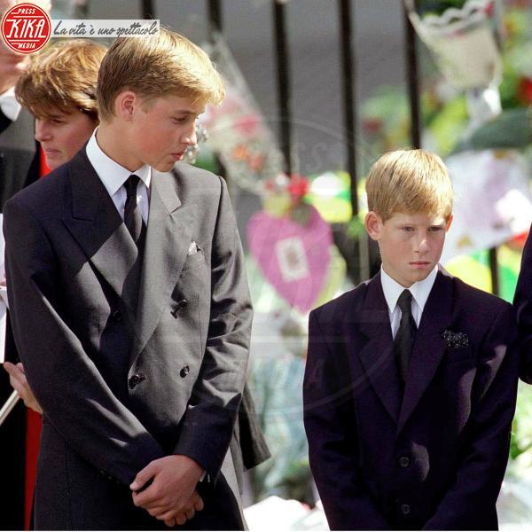 Principe William, Principe Harry - 06-09-1997 - Royal Baby: Lady Diana sarebbe oggi nonna