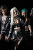 Lady Gaga - Milano - 02-10-2012 - Lady Gaga acquista 55 pezzi appartenuti a Michael Jackson