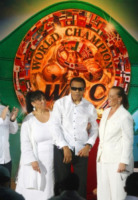 Muhammad Ali - Cancun - 03-12-2012 - Muhammad Ali è il re dei pesi massimi WBC