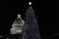 Casa Bianca - Washington - 04-12-2012 - A Washington è arrivato il Natale