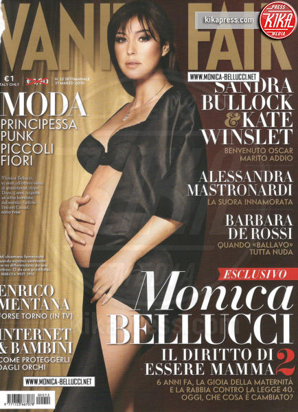 Monica Bellucci - 06-04-2011 - Monica Bellucci, 52 anni di fascino intramontabile