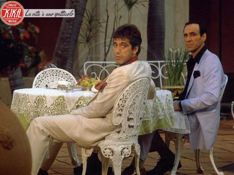 F. Murray Abraham, Al Pacino - Los Angeles - 02-11-2006 - Al Pacino interpreta Salvador Dalì