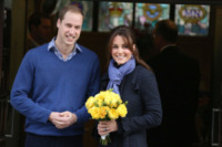 Principe William, Kate Middleton - Londra - 06-12-2012 - Royal baby: è nato il futuro Re, sta bene e pesa quasi 4 chili