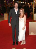 Sacha Baron Cohen, Isla Fisher - Londra - 06-12-2012 - Isla Fisher racconta le brutte figure di Sacha Baron Cohen