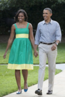 Michelle Obama, Barack Obama - Washington - 08-12-2012 - Un biopic sul primo appuntamento tra Michelle e Barack Obama