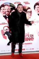 Gianfranco Vissani - Roma - 11-12-2012 - Elisa Isoardi e Gianfranco Vissani: è nata una coppia?