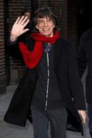 Mick Jagger - New York - 11-12-2012 - Mick Jagger, se questo è un nonno (per cinque volte)