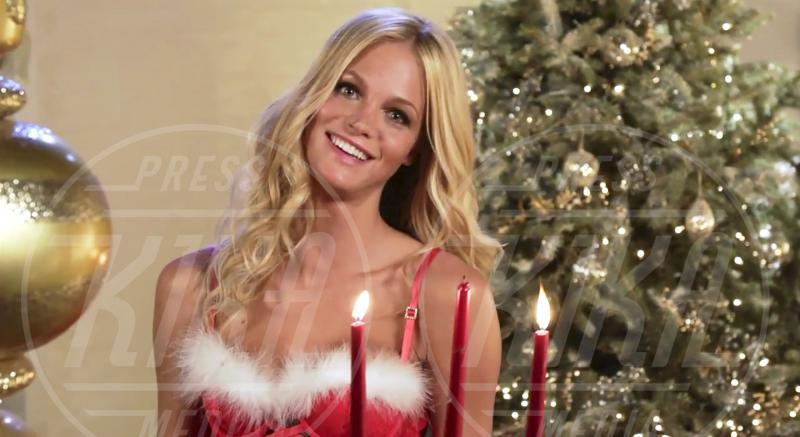 Lindsay Ellingson - New York - 12-12-2012 - Un Natale che più bello non si può