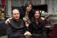 Don Michele Barone, Cinzia Cascianelli, Sara Tommasi - Roma - 12-12-2012 - Sara Tommasi sta meglio ed è pronta per il rehab