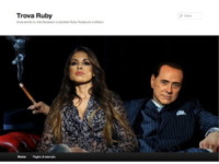 Ruby - 12-12-2012 - Silvio Berlusconi e il suo harem: da Noemi a Ruby, game over