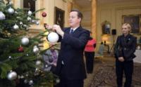 Carey Mulligan, David Cameron - Londra - 12-12-2012 - Carey Mulligan e David Cameron insieme per l'Alzheimer's Society