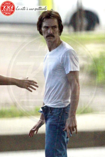 Matthew McConaughey - New Orleans - 12-12-2012 - The Batman: Matthew McConaughey sarà Harvey Dent