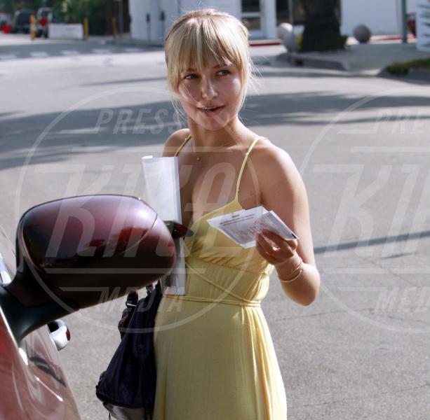 Hayden Panettiere - Hollywood - 13-09-2008 - Divieto di sosta: tutte le star in contravvenzione