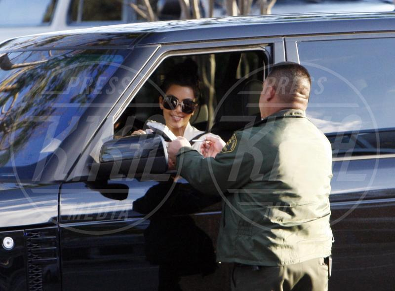 Kim Kardashian - Los Angeles - 12-04-2007 - Divieto di sosta: tutte le star in contravvenzione