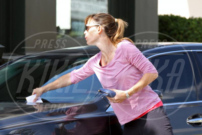 Jennifer Garner - Brentwood - 07-08-2009 - Divieto di sosta: tutte le star in contravvenzione