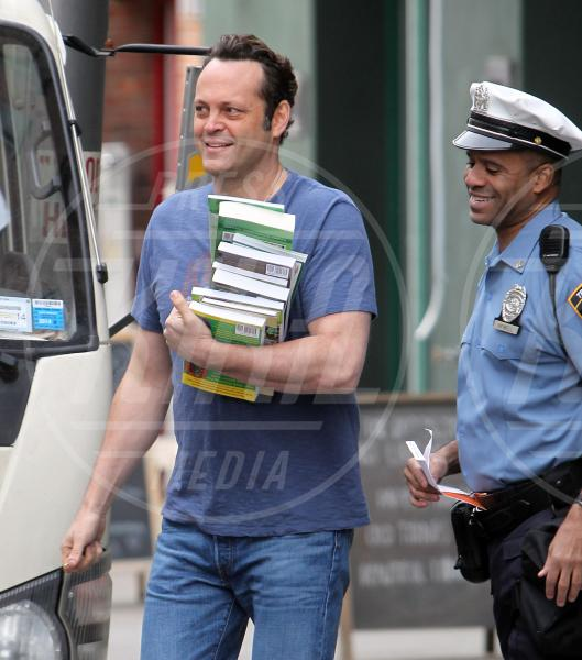 Vince Vaughn - New York - 15-11-2012 - Divieto di sosta: tutte le star in contravvenzione