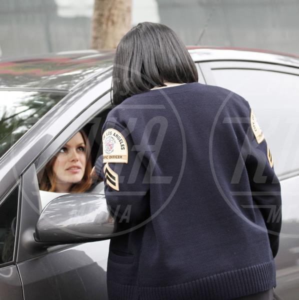 Rachel Bilson - Los Angeles - 15-12-2009 - Divieto di sosta: tutte le star in contravvenzione