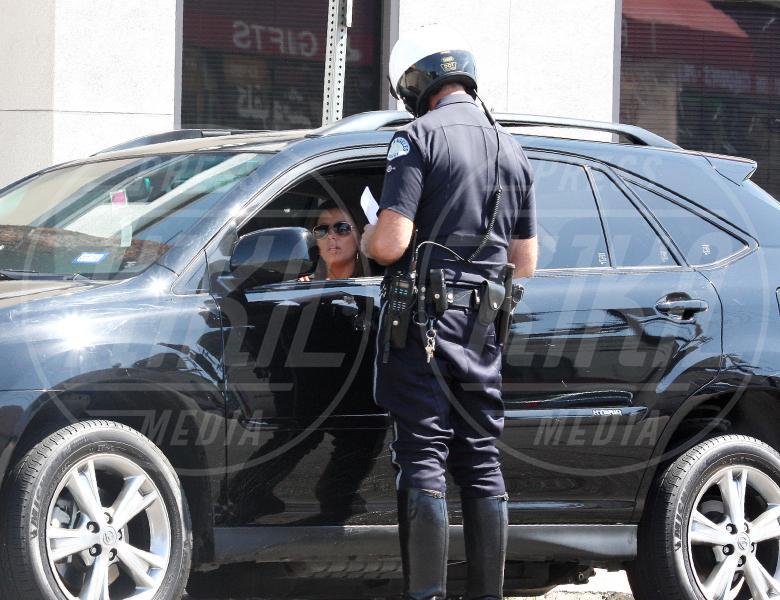 Eva Longoria - Los Angeles - 16-09-2009 - Divieto di sosta: tutte le star in contravvenzione