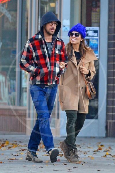 Ryan Gosling, Eva Mendes - New York - 22-11-2012 - Aria di crisi tra Ryan Gosling ed Eva Mendes