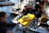 """Deep Explorer, Daniel Modina - 12-12-2012 - """"Ho visto il mostro del lago di Garda"""""""