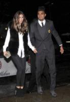 """Kevin-Prince Boateng, Melissa Satta - Milano - 14-12-2012 - Melissa Satta: """"Aspettiamo un bambino, siamo felici"""""""