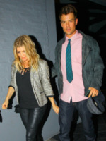 Fergie, Josh Duhamel - Los Angeles - 15-12-2012 - Josh Duhamel ammette: con Fergie aspetta un maschietto