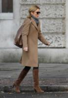 Geri Halliwell - Londra - 17-12-2012 - L'inverno porta in dote i colori neutrali, come il beige